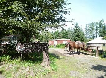 乗馬体験 クラークホースガーデン